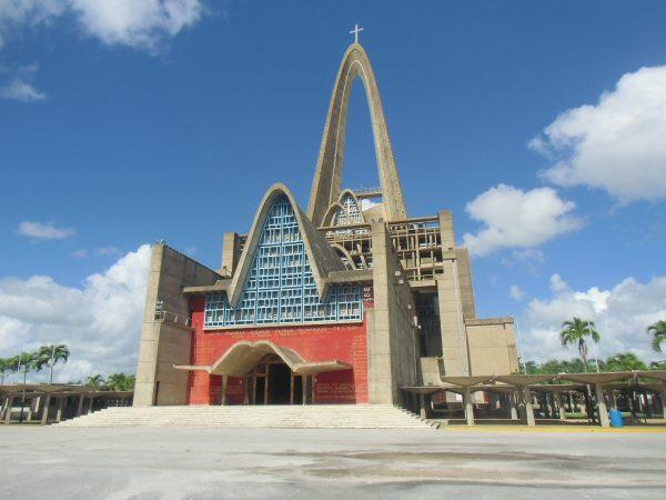 basilica in repubblica dominicana