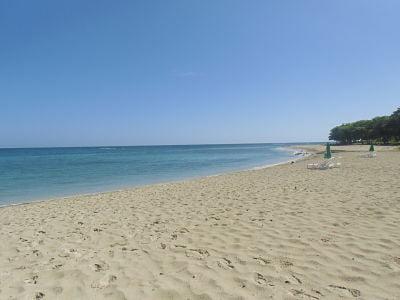 spiaggia che si può vedere durante una vacanza a puerto plata