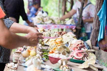 intossicazione alimentare in vacanza
