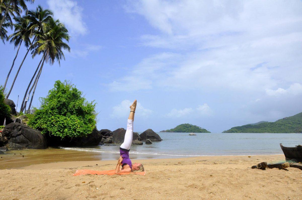 yoga e detox con la blogger eli sunday