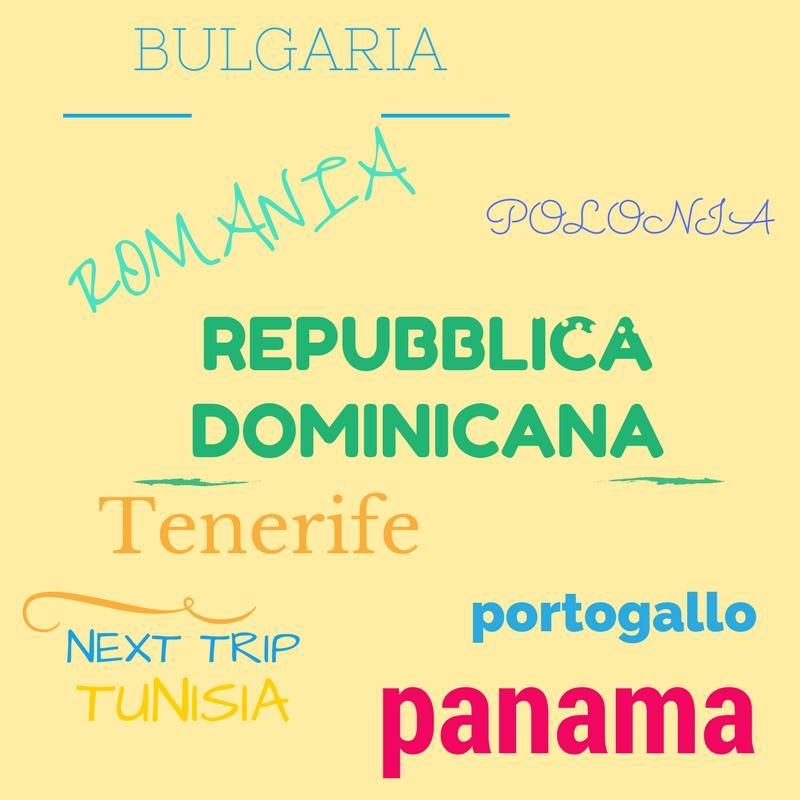 foto con alcuni nomi di paesi dove andare a vivere come pensionati