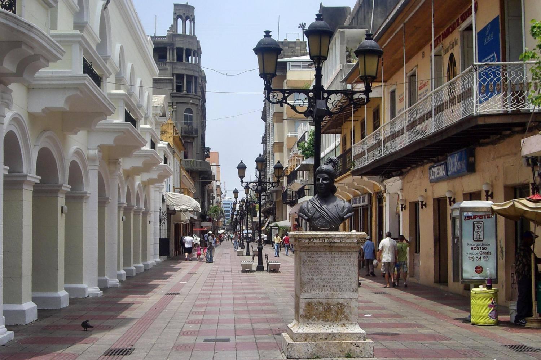 luoghi di interesse di Santo Domingo Capitale
