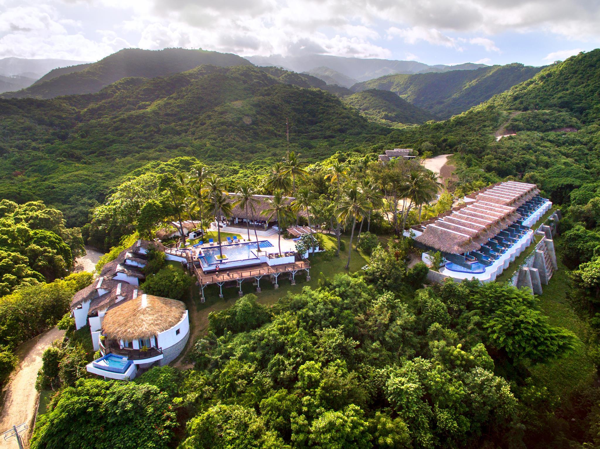 4 hotel nella natura di Santo Domingo