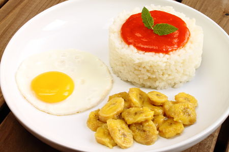 arroz blanco (riso bianco)
