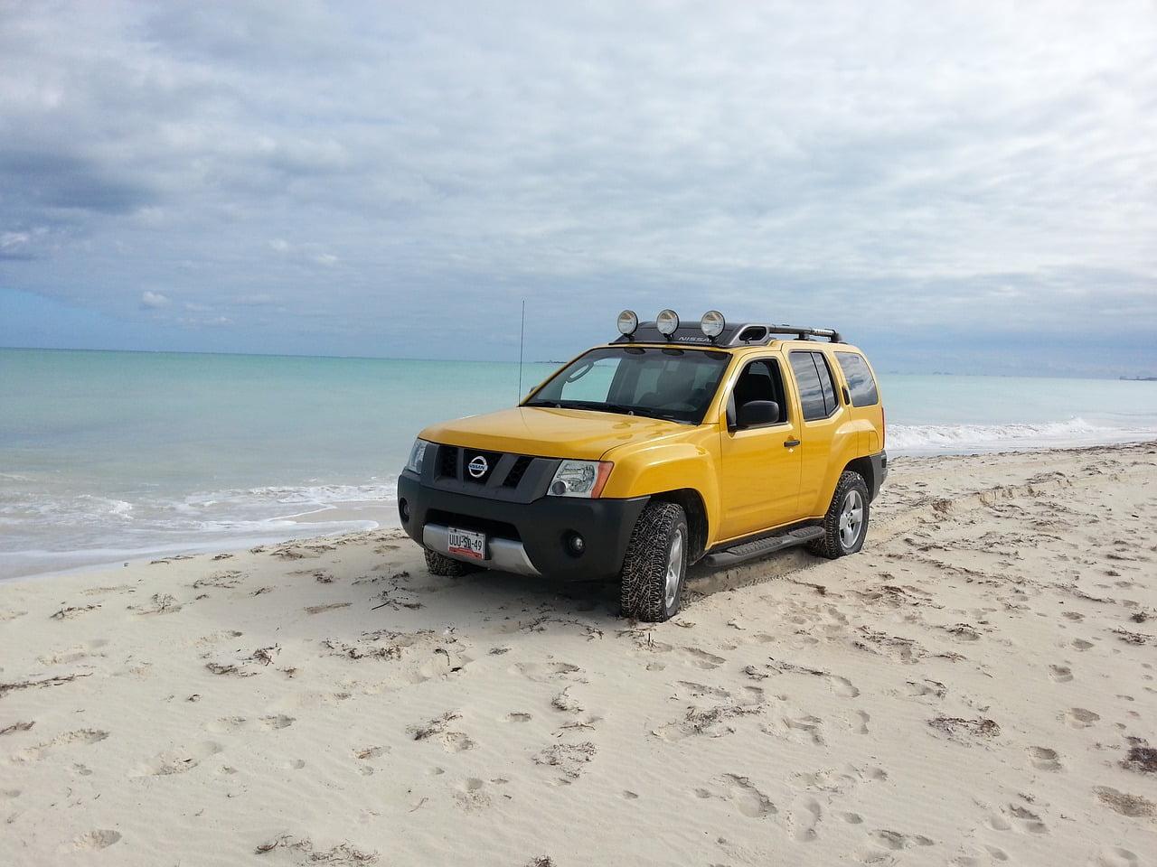 noleggio auto in repubblica dominicana: per esempio, un fuoristrada