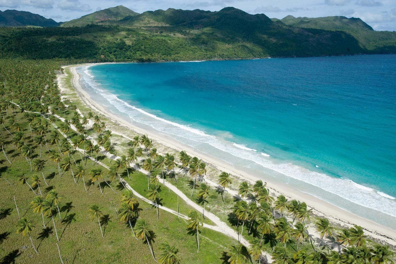 Rincon a Las Galeras: una spiaggia caraibica