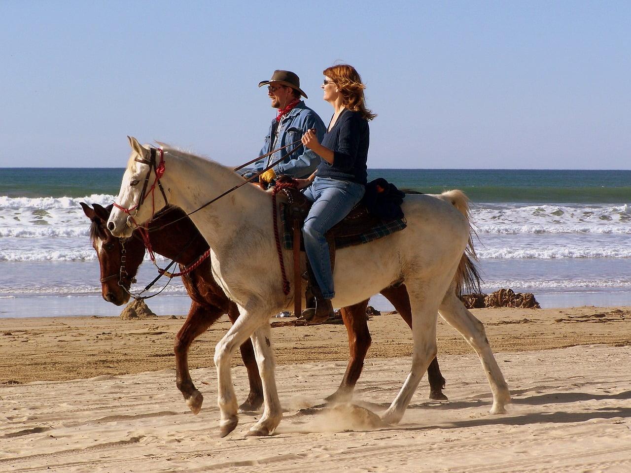 Repubblica Dominicana a cavallo
