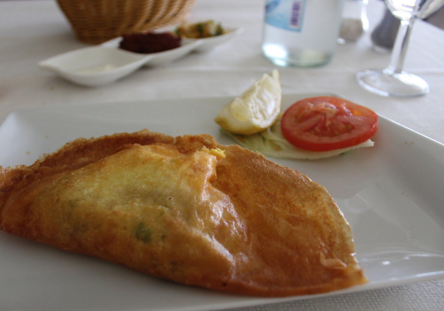 piatti tipici della cucina tunisina: brik