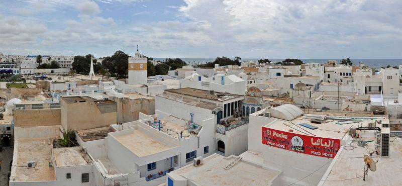 in vacanza in Tunisia a ottobre