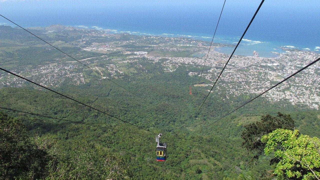 il nord ecoturistico della repubblica dominicana