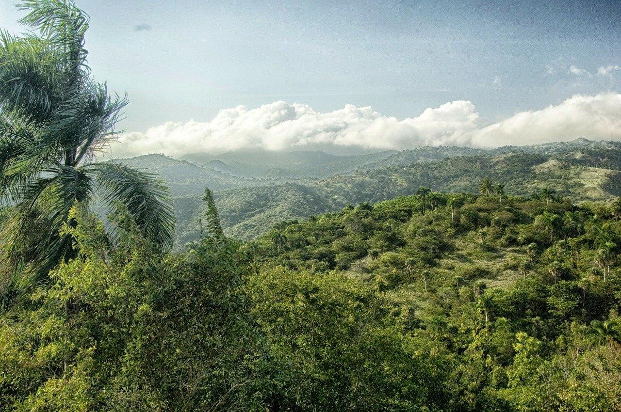 Escursionismo in Repubblica Dominicana