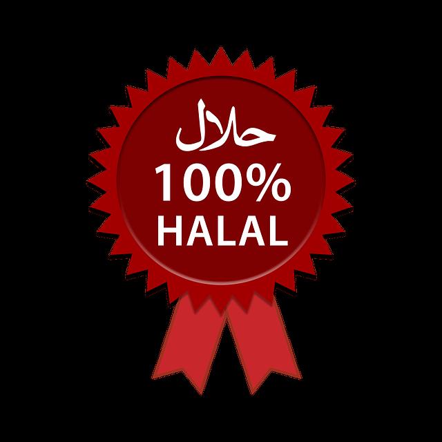 dove comprare prodotti certificati Halal.